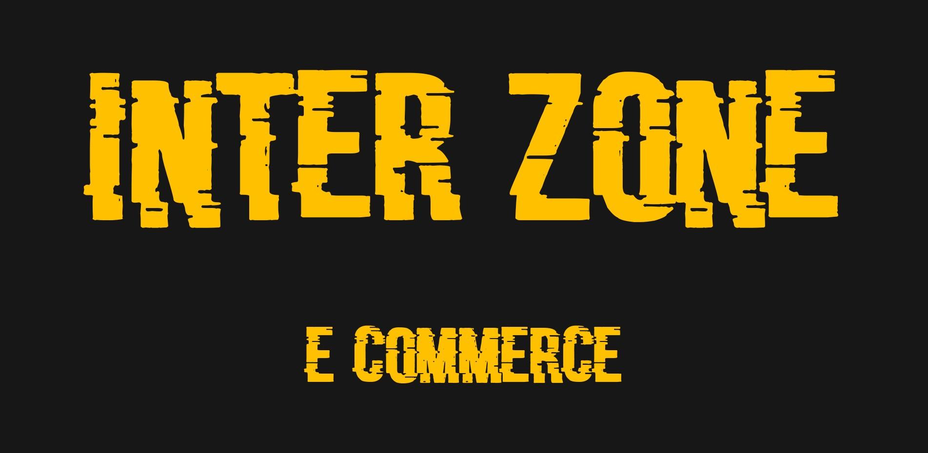 INTER ZONE - eCommerce