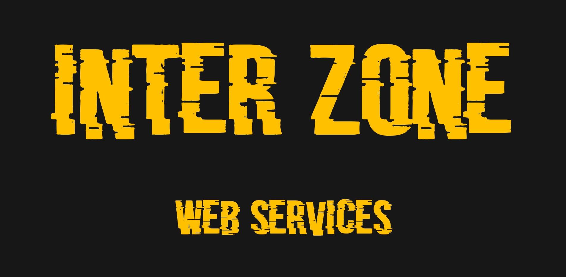 INTER ZONE - Web Services